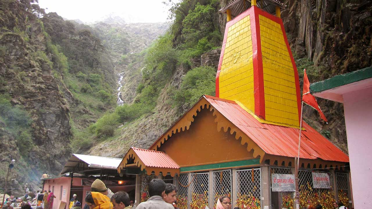 char dham yatra package