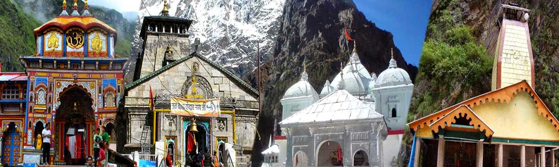 Affordable Taxi Rental for Char Dham Yatra