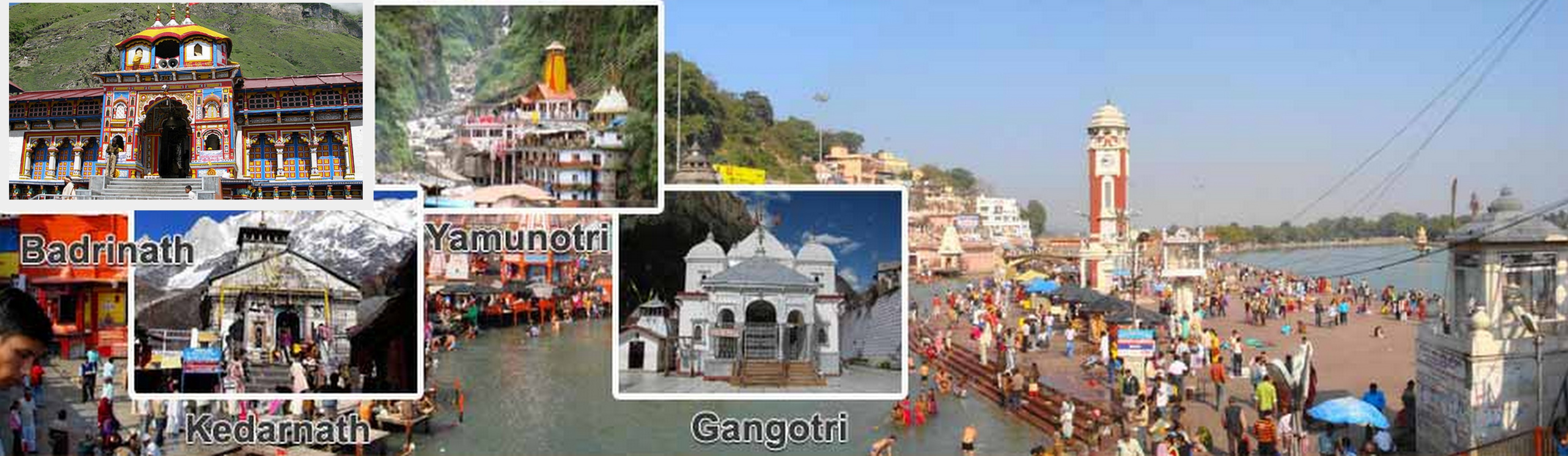 Best Char Dham Tour Package