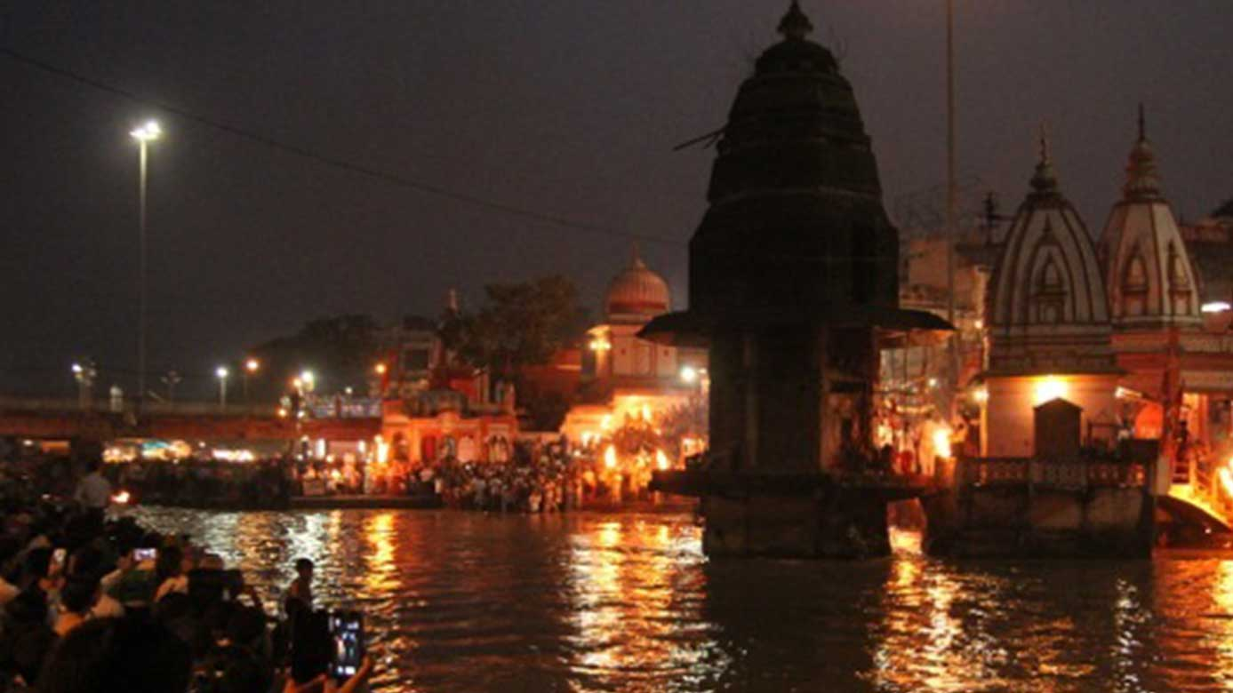 Char Dham Taxi Service from Haridwar